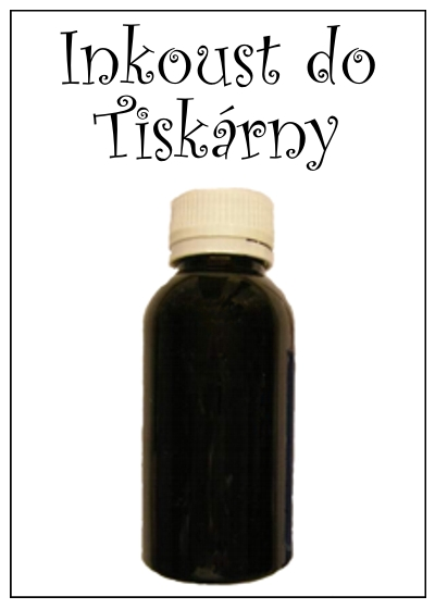 SuperNakup - Inkoust do tiskárny pro Canon CLI-8 - photo black (100ml)